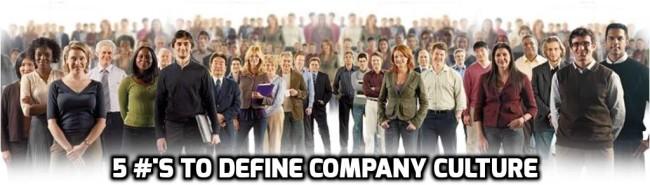 Company Culture text